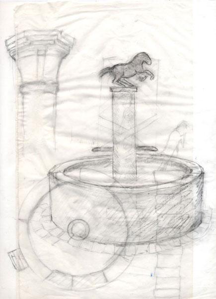 zeichnungbrunnen6